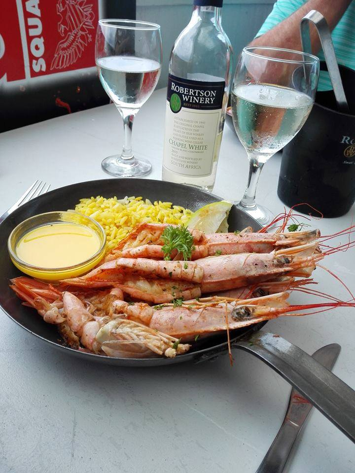 The best Seafood platters